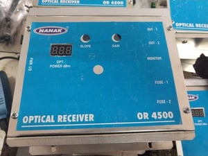Cable Tv Optical Receiver