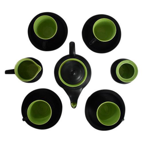 Ceramic Tea Cup Set