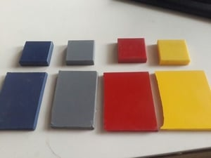 Industrial FRP Polyester Pigments