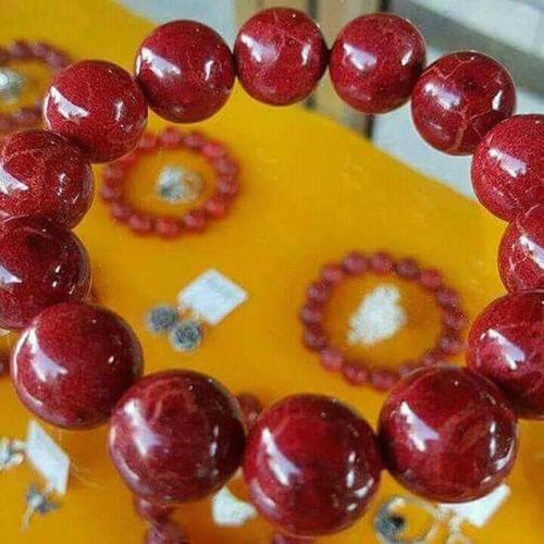 Original Red Coral Bracelets
