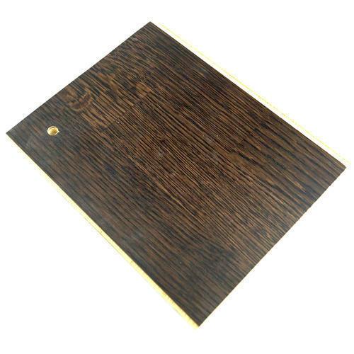 Excellent Quality Engineered Dark Wenge Floor