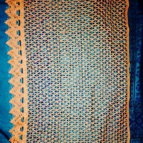 High Quality Crochet Fabric
