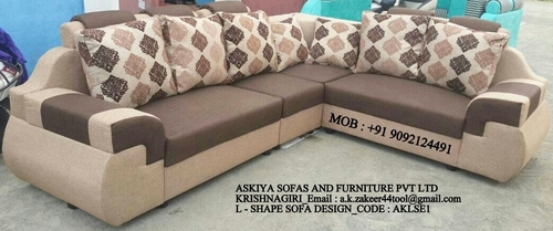L - Shape Sofa Set