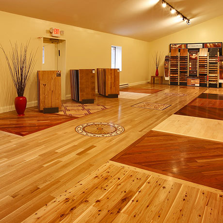 Laminated Wooden Flooring With Unique Features