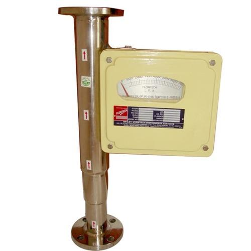 Metal Tube Variable Area Flow Meters (Rotameters)