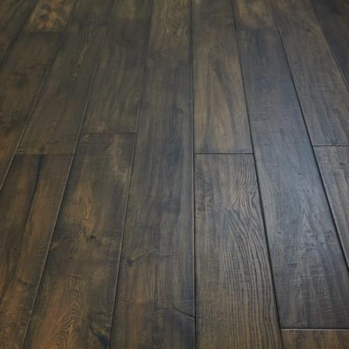 Smoked Oak Engineered Flooring