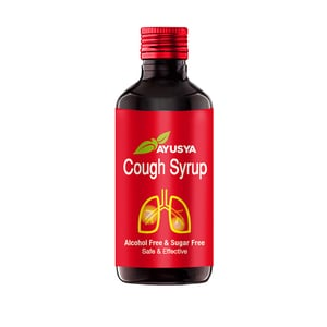 Cough Syrup By Using Standard Ingredient