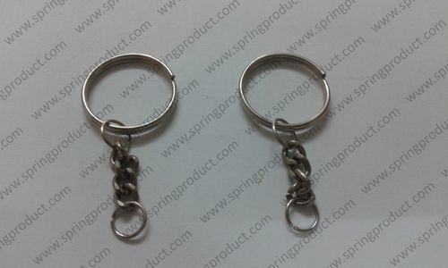 Best Quality Grade Keychain Ring
