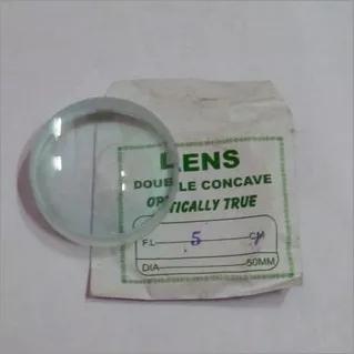 Economical Standard Biconcave Lens
