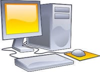 Personal Computer With Fast Processor
