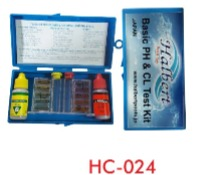 Basic Ph And Cl Test Kit