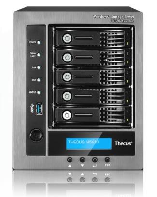 Thecus W5810 Nas Storage Device