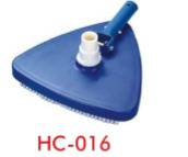 Triangular Liner Vac Head With Swivel