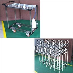 High Quality Pipe Trolley
