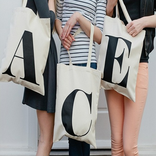 Customize Cotton Shopping Bag