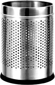 Stainless Steel Dustbin With Automatic Covering