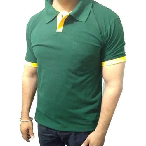 Fancy Collared Boys T Shirt