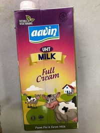 Aavin Uht Milk For Health And Fresh