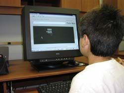 Algebra Software for Visually Challenged