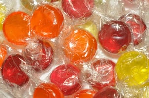 Aroma Flavored Hard Boiled Candies