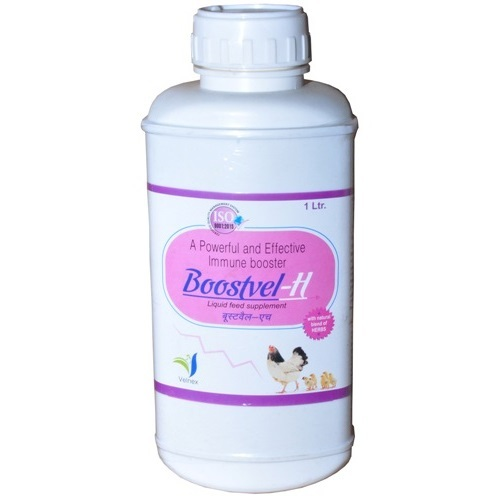 Boostvel-H- 1 Ltr - Powerful And Effective Immune Booster