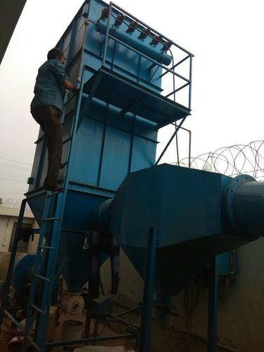 Dust Collector 15-20 HP