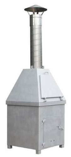 Kitchen Waste Incinerator System