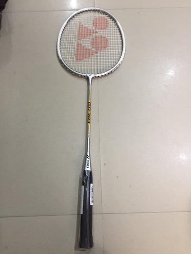 Badminton Sport Symbol Of The Brand *neu*yonex Isometric 30 Badmintonschläger Racket Strung Federball Racquet Japan Skillful Manufacture