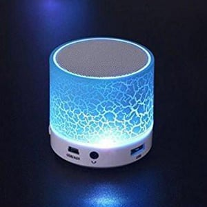 Wireless Outdoor Rechargeable LED Sound Speaker