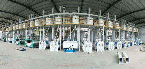 50-1000TPD Complete Set Rice Milling Machine