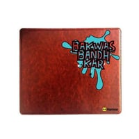 Customized Leather Gaming Mouse Pad