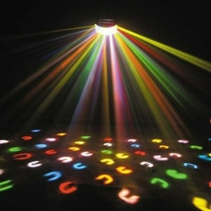 LED Party Floor Lights