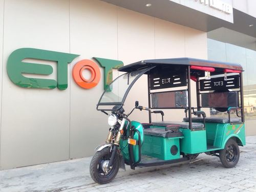 Reliabe E Rickshaw in  New Area