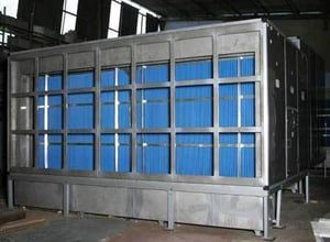 Durable Air Washer System