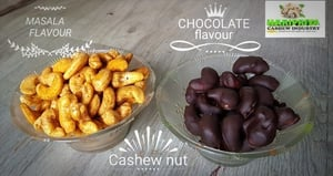 Dried Flavored Cashew Nuts