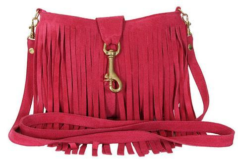 Ladies Fringe Leather Bags