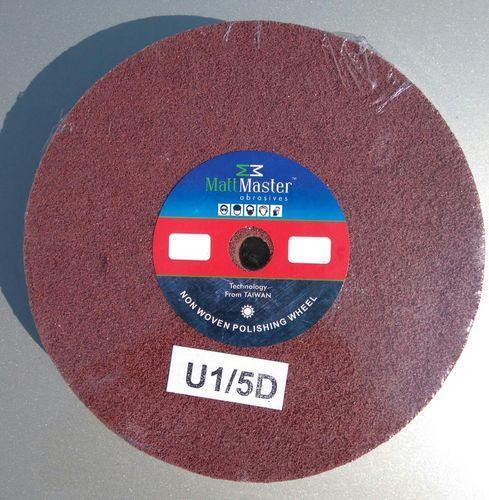 Nonwoven Polishing Wheel