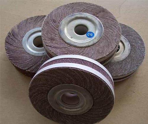Round Polishing Flap Wheel