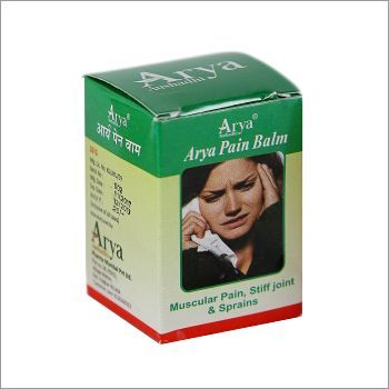Arya Pain Balm (White) External Use Drugs