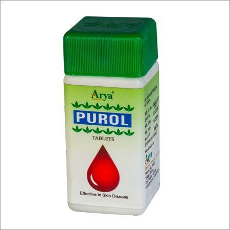 Purol Tablets For Skin