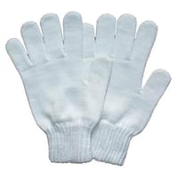 Softness Knitted Cotton Gloves