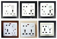 White Electrical Switch Boards