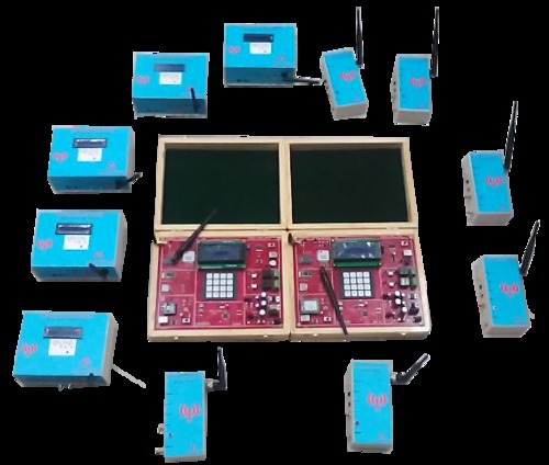 Wireless Sensor Networking Trainer System