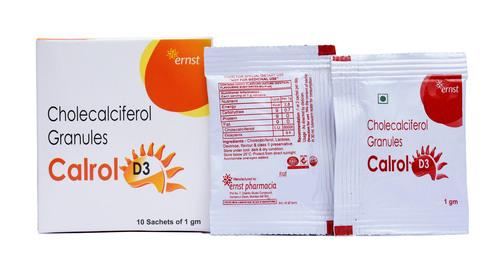 Cholecalciferol Granules (Calrol D3)