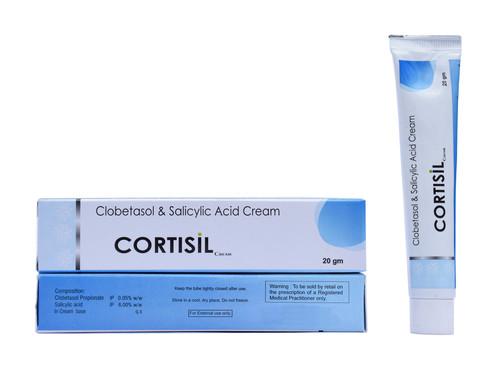 Clobetasol & Salicylic Acid Cream