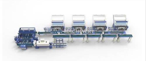 Colour Separating Type Automatic Packing Machine