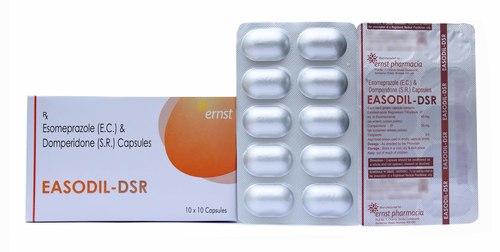 Esomeprazole E.C & Domperidone S.R Capsules