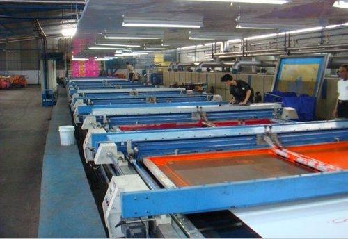 Flat Bed Printing Machine