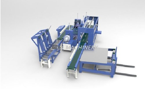 Warehouse Type Automatic Packing Machine