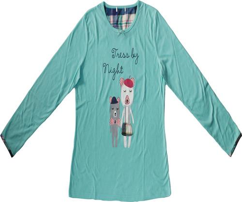 Cotton Long Sleeve Girls T Shirt